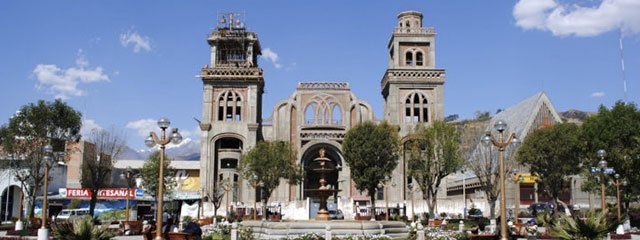 City Tour en Huaraz
